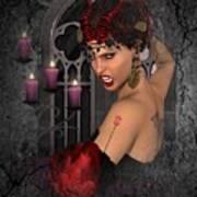 Evil Beauty Poster