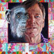Evolution Of The Self Portrait Poster
