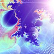 Evolving Universe Poster