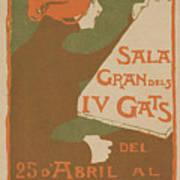 Exposicio De Dibuixos Den Gose Poster