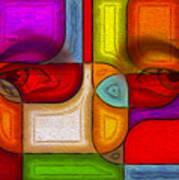 Eye Abstract Poster