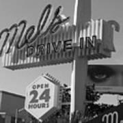 eye love Mel's Poster