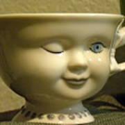 Eye Tea Cup 1 Poster