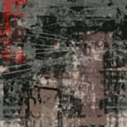 F 027 Poster by Piotr Storoniak