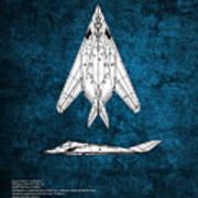 F-117 Nighthawk  Poster