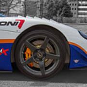 Factory Five Racing Car Poster
