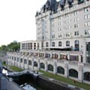 Fairmont Chateau Laurier - Ottawa Poster