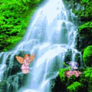 Fairy Falls Poster