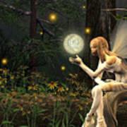 Fairy Light Poster