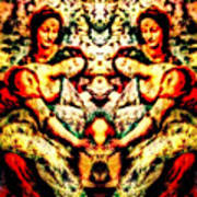 Fallen Angels 1503 Davinci Poster