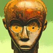 Fang Figure Poster