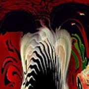Fantasy Abstract Poster