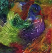 Fantasy Bird Poster