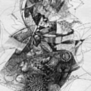 Fantasy Drawing 2 Poster