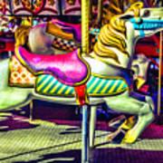 Fantasy Fair Horse Ride Poster
