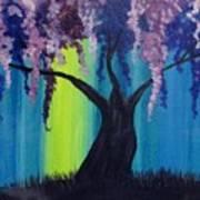 Fantasy Tree Poster