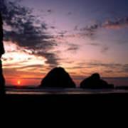 Far Sunset Poster