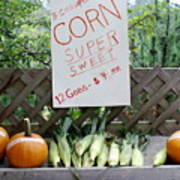 Farm Stand Poster