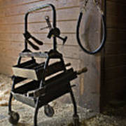 Farriers Tools Poster