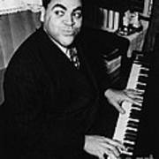 Fats Waller, American Composer Poster
