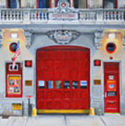 Fdny Engine Company 65 Poster