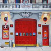 FDNY Engine Company 65 Poster