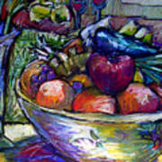February Still Life In Angelinas Kitchen 3 Poster