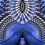 Feeling So Blue Poster