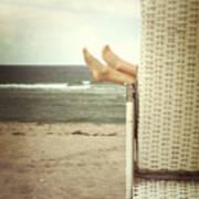 Feet Poster by Joana Kruse