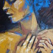 Feminine - Portrait Of A Woman Poster