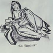 Femme En Misere Poster