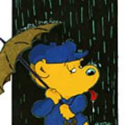Ferald's Taste Of Rain Poster