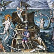 Ferdinand Magellan Poster