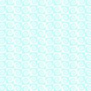 Fermat Spiral Pattern Effect Pattern. Poster