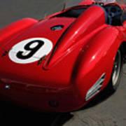 Ferrari 250 Tr 1959 Poster