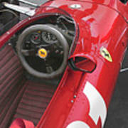 Ferrari 312 F-1 1967 Poster