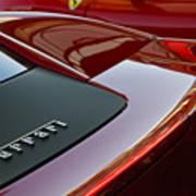 Ferrari Italia Poster