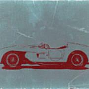 Ferrari Testa Rosa Poster