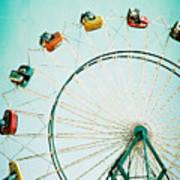 Ferris Wheel 2 Poster