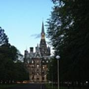 Fettes College West Gate Poster