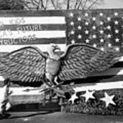Fiesta Bowl Parade Phoenix Arizona 1990 Poster