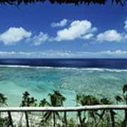 Fiji, Wakaya Island Poster