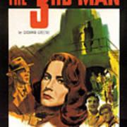 Film Noir Poster  The Third Man Poster