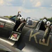 Final Flight Checks Poster