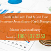 Financial Accounting Software Poster