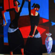 Finger Dance Poster