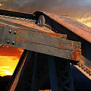 Fire Bridge Poster