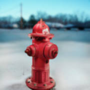 Fire Hydrant Poster