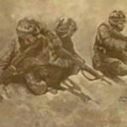 Fire Team Poster