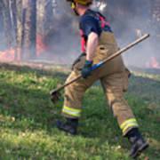 Firefighter 2901 Poster